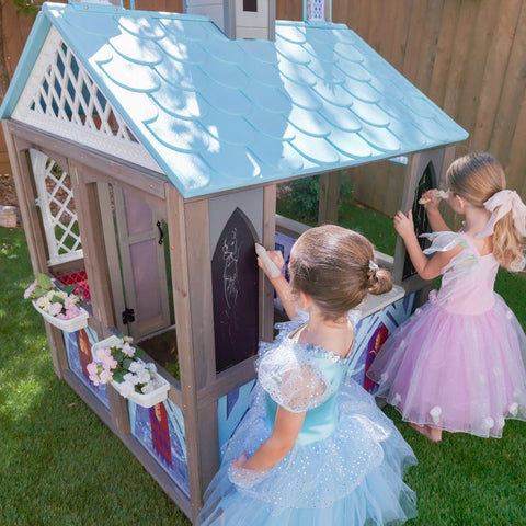 DISNEY® FROZEN ARENDELLE PLAYHOUSE  By Kidkraft - Kids Playhouse World