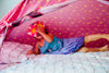Image of Secret Castle Bed Tent by Pacific Play Tents - Kids Playhouse World