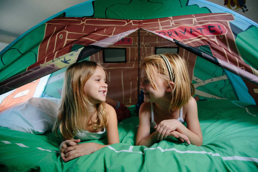 ... TREE HOUSE BED TENT by Pacific Play Tents - Kids Playhouse World ...  sc 1 st  Kids Playhouse World & TREE HOUSE BED TENT by Pacific Play Tents u2013 Kids Playhouse World