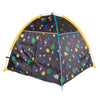 Image of Galaxy Dome Tent w/ Glow In The Dark Stars by Pacific Play Tents - Kids Playhouse World
