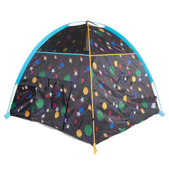Galaxy Dome Tent w/ Glow In The Dark Stars by Pacific Play Tents