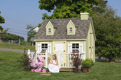 Cape Cod Playhouse by Little Cottage Company