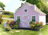 Image of Gingerbread Cottage by Little Cottage Company - Kids Playhouse World