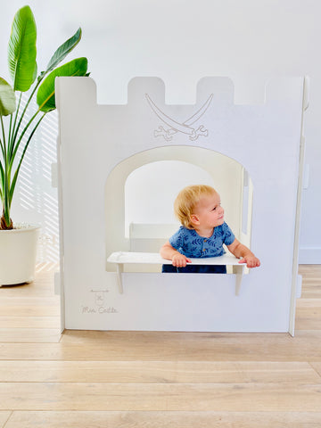 Kids Playhouse Castle by Mia Castle Shop - Kids Playhouse World
