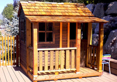 6x6 Little Squirt Playhouse by Outdoor Living Today. CALL NOW AND SEE IF YOU QUALIFY FOR $200 OFF TODAY. 773-683-3399
