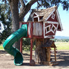 Image of Tommy's Turbo Terrace by Daniels Woodland - Kids Playhouse World