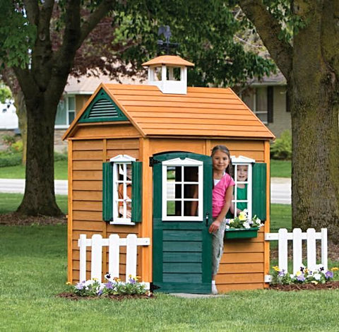 Bayberry Playhouse by Kid Kraft - Kids Playhouse World