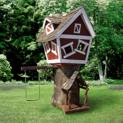 The Original Treehouse by Daniels Treehouse - Kids Playhouse World
