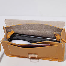 Load image into Gallery viewer, Fashion Small Crossbody Bags for Women 2019 Mini PU Leather Shoulder Messenger Bag for Girl Yellow Bolsas Ladies Phone Purse - PrintiLya