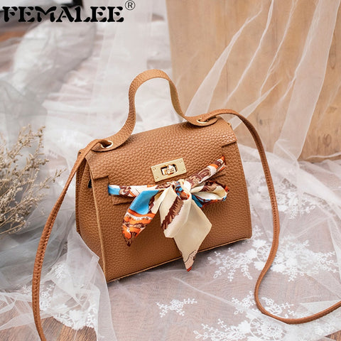 Ladies Vintage European American Jelly flap bag Small Messenger Bags Women Lock Handbags Luxury Female Scarf Shoulder Bags 2019 - PrintiLya