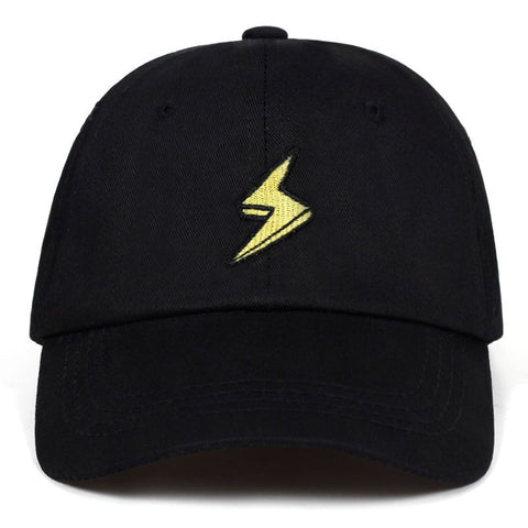 Women Embroidered Lightning Hat
