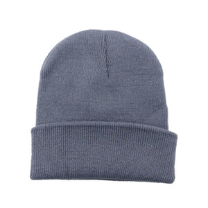 Woman New Knitted Solid Cute Beanies