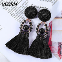 Load image into Gallery viewer, Bohemian Earrings Long for Women Fashion Jewelry 2020