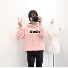 Load image into Gallery viewer, 2020 Women Sweatshirt oversized hoodie hip Pop Harajuku letter Print Hoodies Autumn warm pocket Tracksuit size plus - PrintiLya