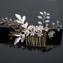 Load image into Gallery viewer, Headpieces Hair Accessories Crystal Wedding for Women Handmade Jewelry