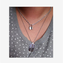 Load image into Gallery viewer, Necklaces Chains hiphop Punk Steel rock Blade for women and men