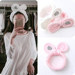 Cute Big Ears Comfortable Hairbands - PrintiLya
