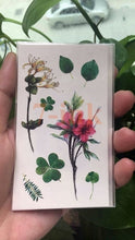 Load image into Gallery viewer, 25 design Waterproof Temporary Tattoo sticker cute sexy lavender flowers Leaves tatoo Water Transfer fake tattoo for Adult - PrintiLya