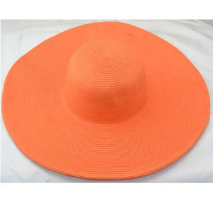 Straw panama visor Hats women cap You Ma'am Summer Sun Hat Sun Hat Foldable Will Eaves Sandy Beach Hats Straw cap chapeu praia - PrintiLya