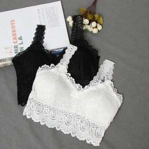 2019 Fashion Women Bralette Bra - PrintiLya