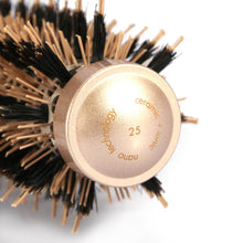 Load image into Gallery viewer, 1 Pcs Round Hair Comb Hairdressing Curling Hair Brushes Ceramic Iron Hair Comb Brush Curler Magic Comb Round Comb Hair Brushes - PrintiLya