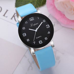 Fashion 2019 Lvpai Women's Casual Quartz Leather Band Watch Analog Wrist Watch Valentine Gift Crystal Stainless Steel - PrintiLya