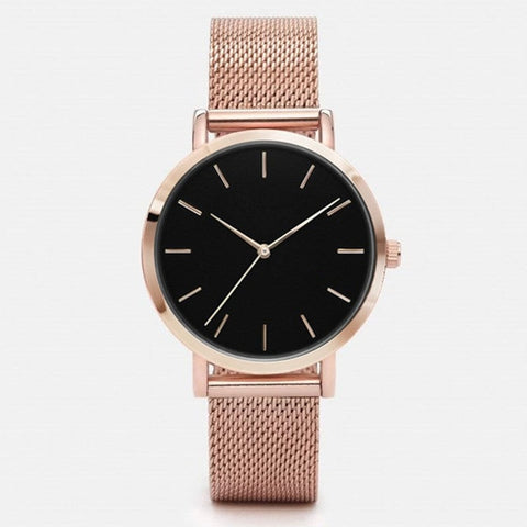 New Arrive Simple Fashion Women Watch Women Quartz Wristwatch Lady Watch
