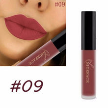 Load image into Gallery viewer, 24 Color Liquid Lipstick Matte Long Lasting Makeup Lips Red Matt Nude Gloss Cosmetics Waterproof Matte Lipsticks - PrintiLya