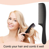 12 Style Anti-static Hairdressing Combs Detangle Straight Hair Brushes Barber Hair Cutting Comb Pro Salon Hair Care Styling Tool - PrintiLya