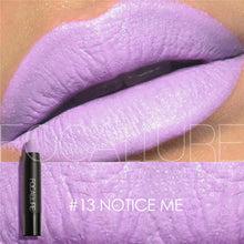 Load image into Gallery viewer, FOCALLURE Matte Lipstick Sexy Beauty Make up Waterproof lipstick pen Easy To Wear Makeup Lip gloss Lips Cosmetic - PrintiLya