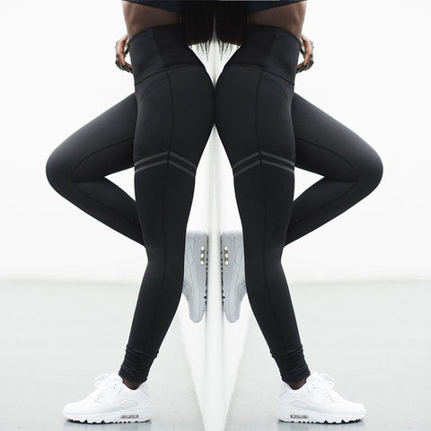 Push Up Yoga Pants Women High Waist Sport Leggings Fitness Workout Tights Pants Running Jogging Gym Sports Pants for Ladies - PrintiLya