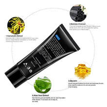 Load image into Gallery viewer, Black Mask Nose Peeling Off Blackhead Remover Face Masks Acne Treatment For Face Deep Cleansing Blackhead Skin Care - PrintiLya