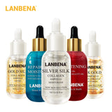 LANBENA Ampoule Skin Serum Essential Oil Hyaluronic Acid Face Cream Whitening Firming Moisturizing Nourishing Collagen Skin Care - PrintiLya