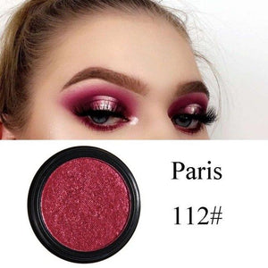 Matte Eye Shadow Glitter Eyeshadow Powder 24 Colors Salon Pigment Eye Shadow Makeup Brand Beauty Make Up Cosmetic