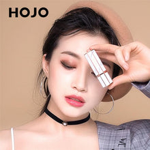 Load image into Gallery viewer, HOJO Marble Style Lipstick Mate Velvet Matte Lipstick Lips Makeup Cosmetics Korean Style 6 Colors Nude Sexy Lipstick Beauty