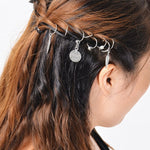 Fashion Hairpins Simulate Pearl Wedding Bridal Headwear Hair Pins Styling Tools Hair Clip Braiding Accessories - PrintiLya