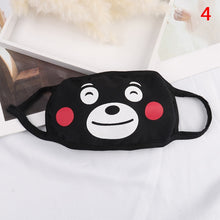 Load image into Gallery viewer, 1PC Unisex Cute Cartoon Face Mask Funny Teeth Pattern Anti-bacterial Dust Winter Warm Mouth Mask High Quality - PrintiLya
