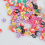 Hot Sale Nail Art 3D Fruit Feather Flowers Mix Color DIY Nail Decorations Stickers 1000PCS/Bag - PrintiLya