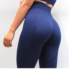 Load image into Gallery viewer, Women's Sports Suit Female Sportswear For Woman Gym Fitness Clothing Women Sport Wear Clothes Sporty 2 Piece Set Leggings - PrintiLya
