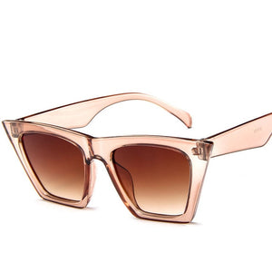 RBROVO 2019 Plastic Vintage Luxury Sunglasses Women Candy Color Lens Glasses Classic Retro Outdoor Travel Lentes De Sol Mujer - PrintiLya