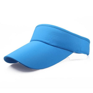 Men Women Summer Hats 2019 Adjustable Sport Headband Classic Sun Sports Visor Hat Cap Outdoors High Quality Hot Sale New Hot #0 - PrintiLya