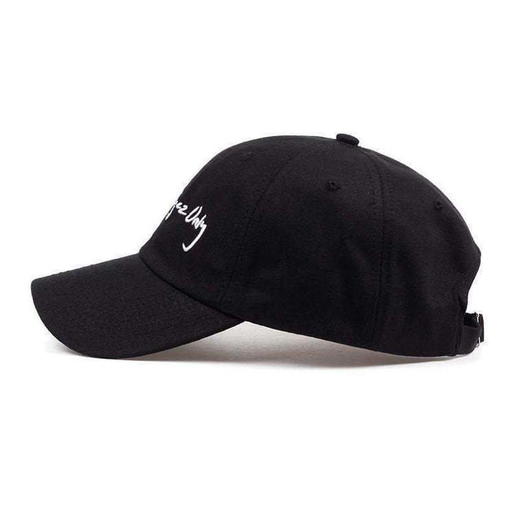 4 Your Eyez Only Dad Hat Streetwear Brand Techwear Combat Tactical YUGEN THEORY