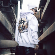 抑扬Ascent & Fall Hoodie Streetwear Brand Techwear Combat Tactical YUGEN THEORY