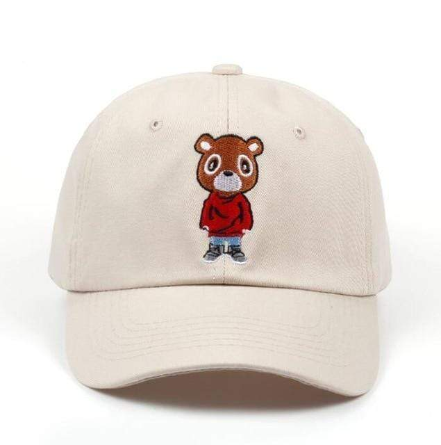 Chill Bear Dad Hat Streetwear Brand Techwear Combat Tactical YUGEN THEORY