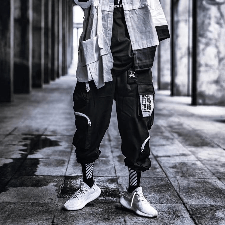 Cobra Pants Streetwear Brand Techwear Combat Tactical YUGEN THEORY