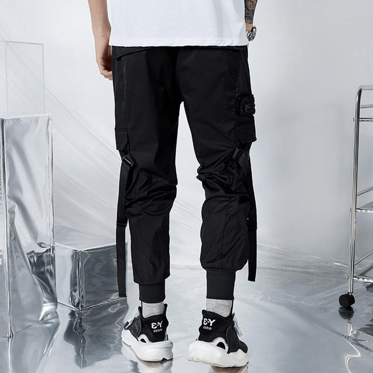 Faction Pants Streetwear Brand Techwear Combat Tactical YUGEN THEORY