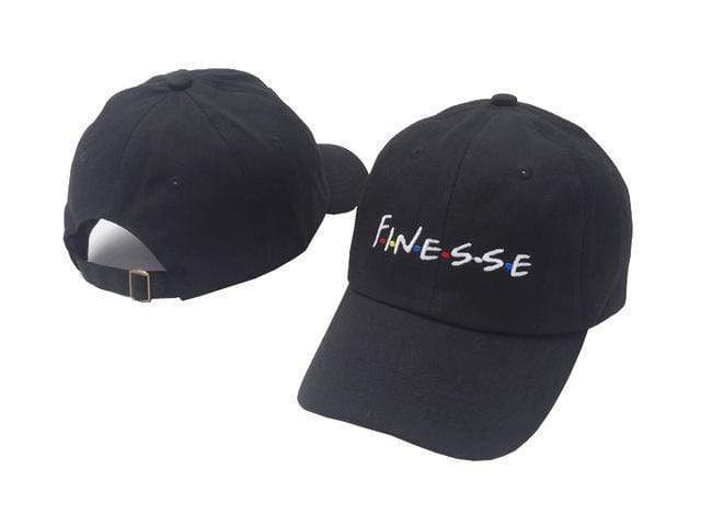 FINESSE Dad Hat Streetwear Brand Techwear Combat Tactical YUGEN THEORY