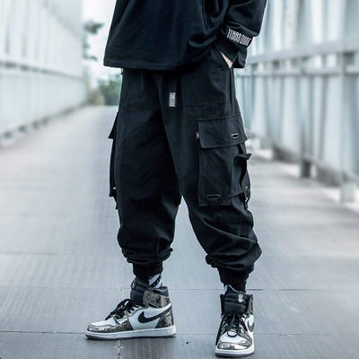 Functional wind Harem pants Streetwear Brand Techwear Combat Tactical YUGEN THEORY