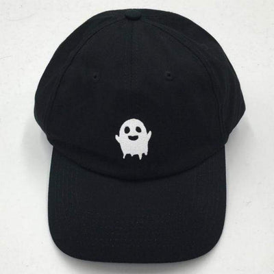 GHOST Dad Hat Streetwear Brand Techwear Combat Tactical YUGEN THEORY