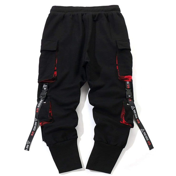 HAD Cargo Pants Streetwear Brand Techwear Combat Tactical YUGEN THEORY